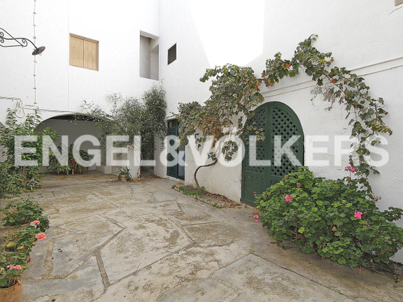 House in Moraira - Ancient Manor in Benissa, Patio