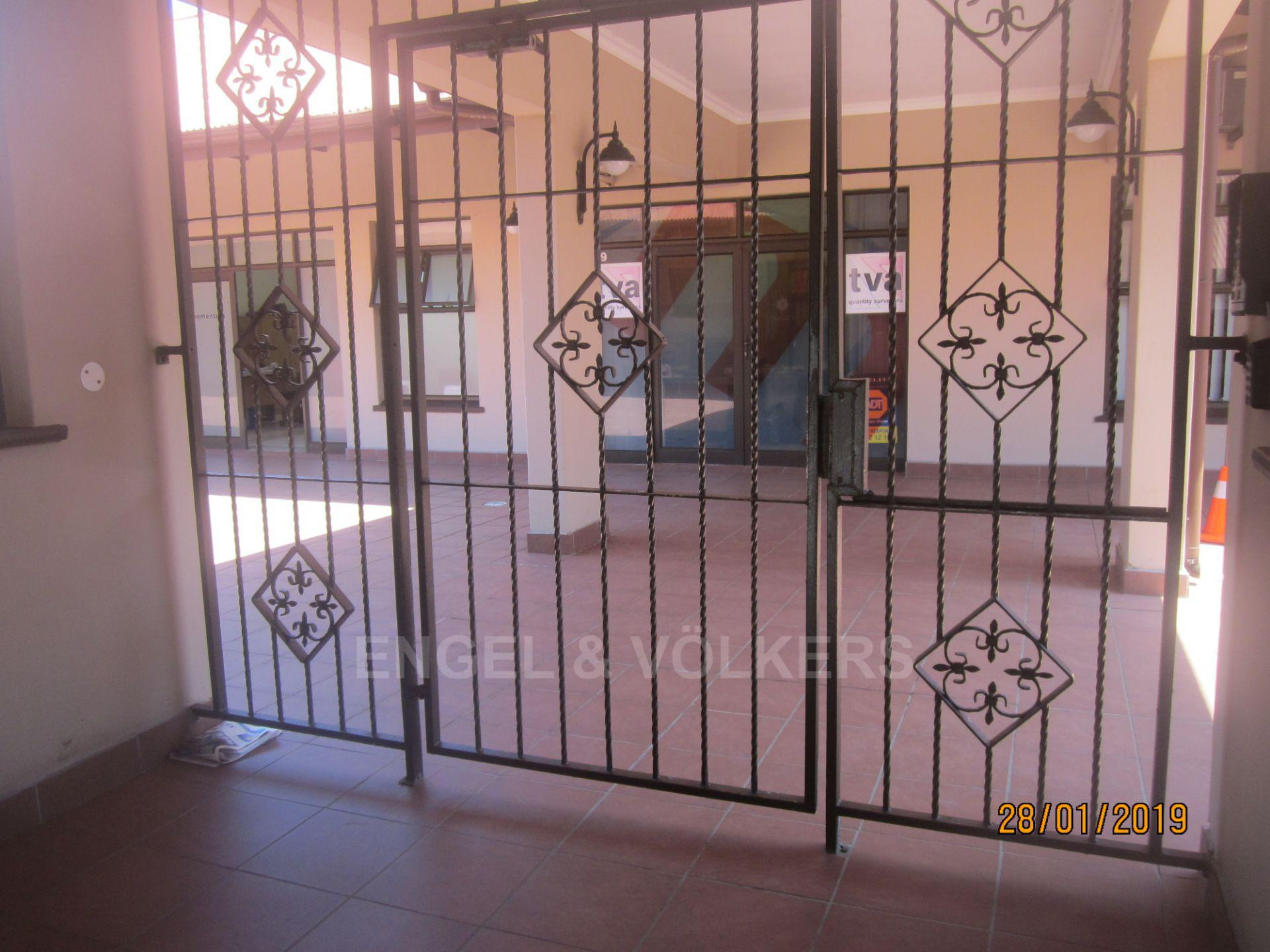 Investment / Residential investment in Shelly Beach - 008 Security gate to offices.JPG