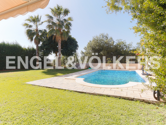 House in Puzol - Alfinach - Monasterios - Swimming Pool
