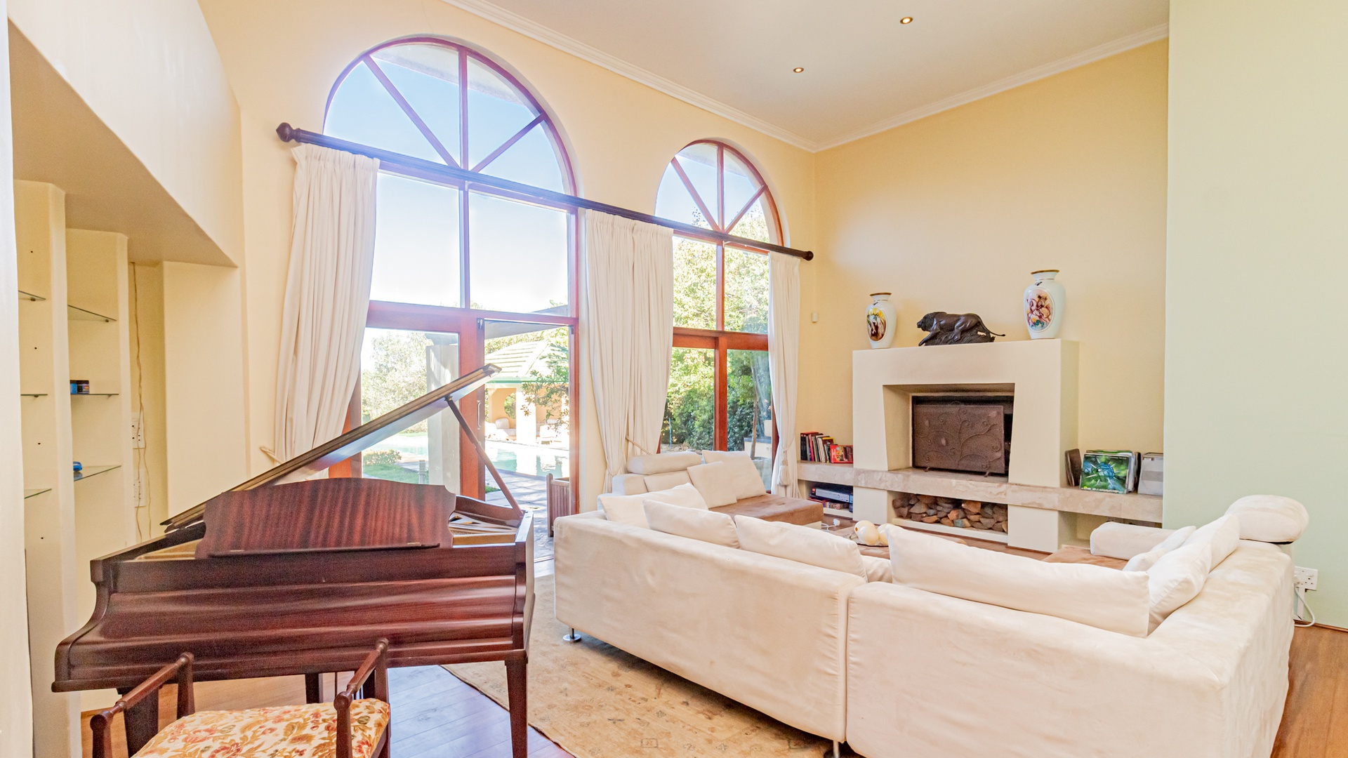 House in Hout Bay - Lounge area
