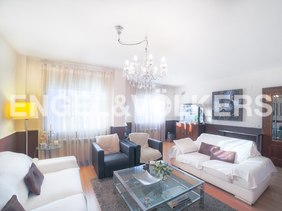 House in L'Eliana - Living room