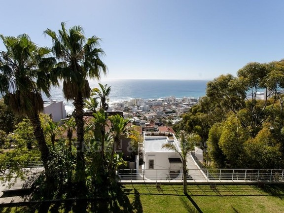 House in Bantry Bay - View From The Home