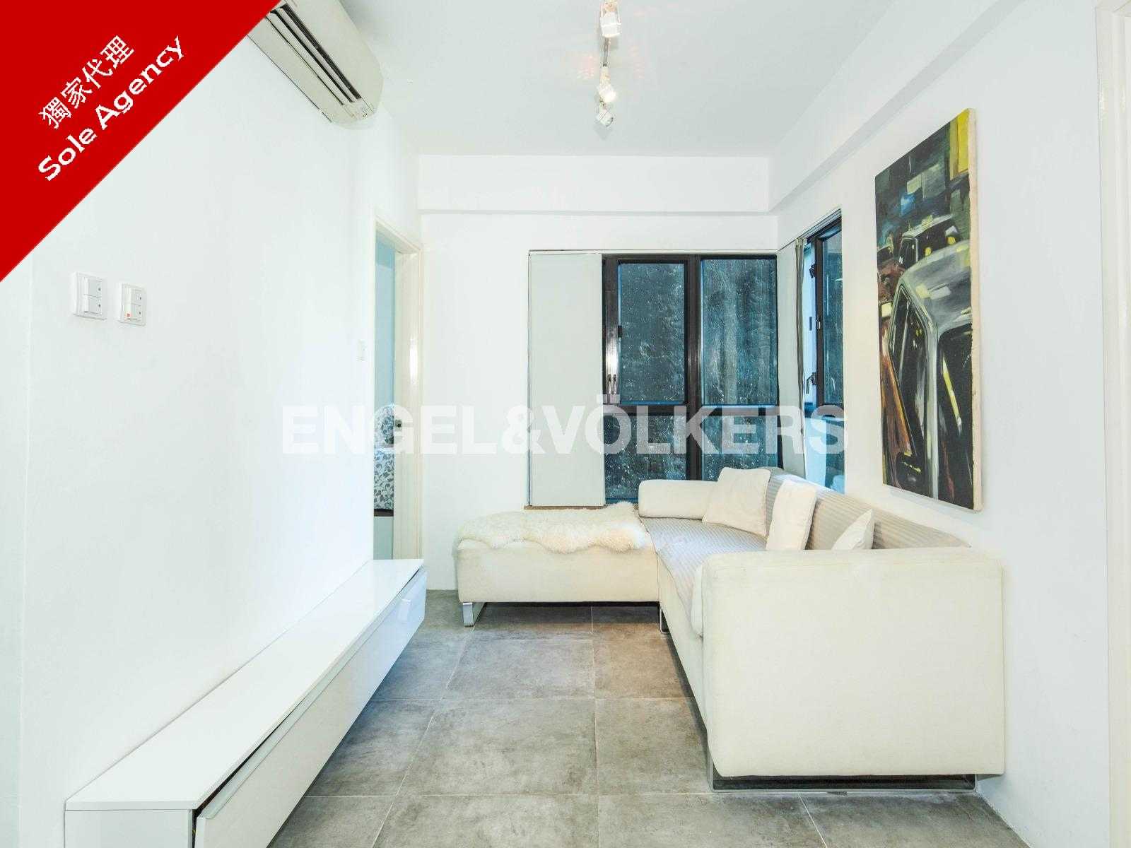 Apartment in Sheung Wan/Central/Admiralty - The Bellevue Place 御林豪庭
