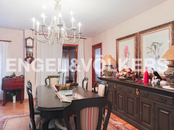 House in Picassent - Dinning room