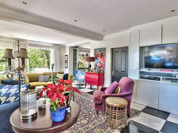 House in Camps Bay - Lounge...