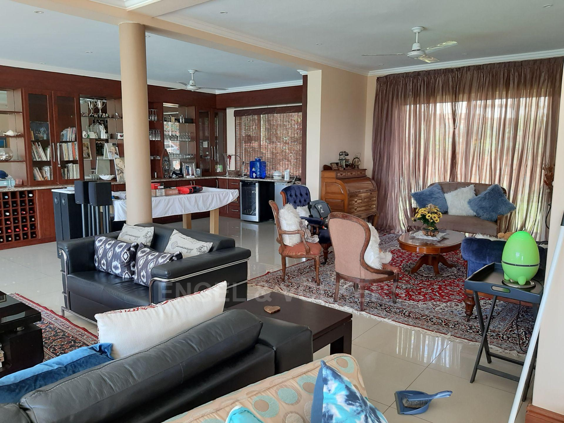 House in Southbroom - Lounge and entertainment