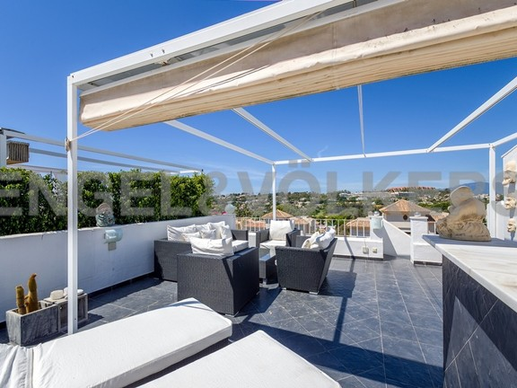 House in Marbella-Nueva Andalucía - Top Roof Terrace With Views