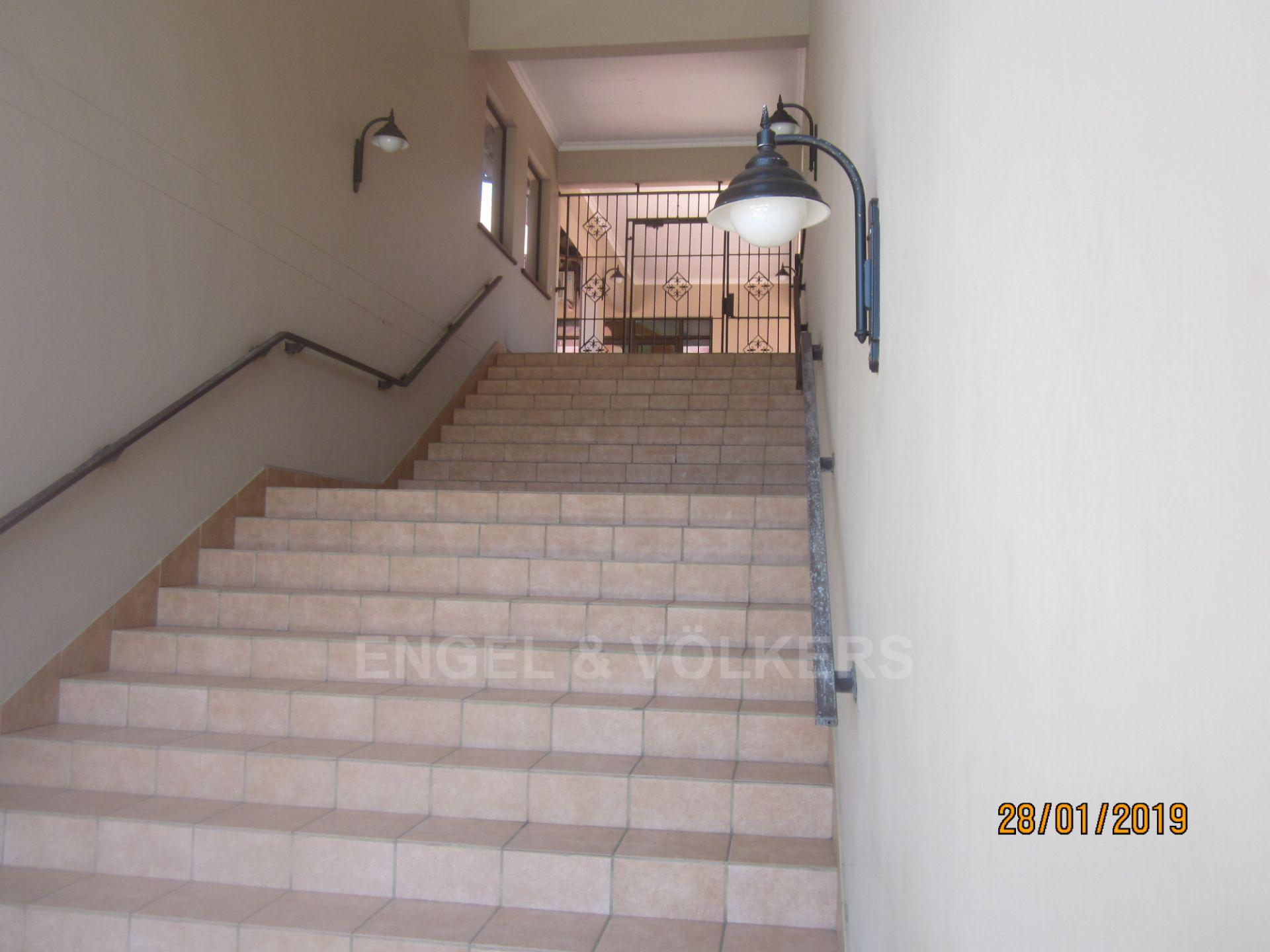Investment / Residential investment in Shelly Beach - 007 Stairs to Offices.JPG
