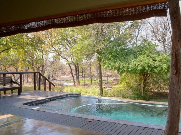 House in Phalaborwa & surrounds - View of the swimming pool 7.jpg