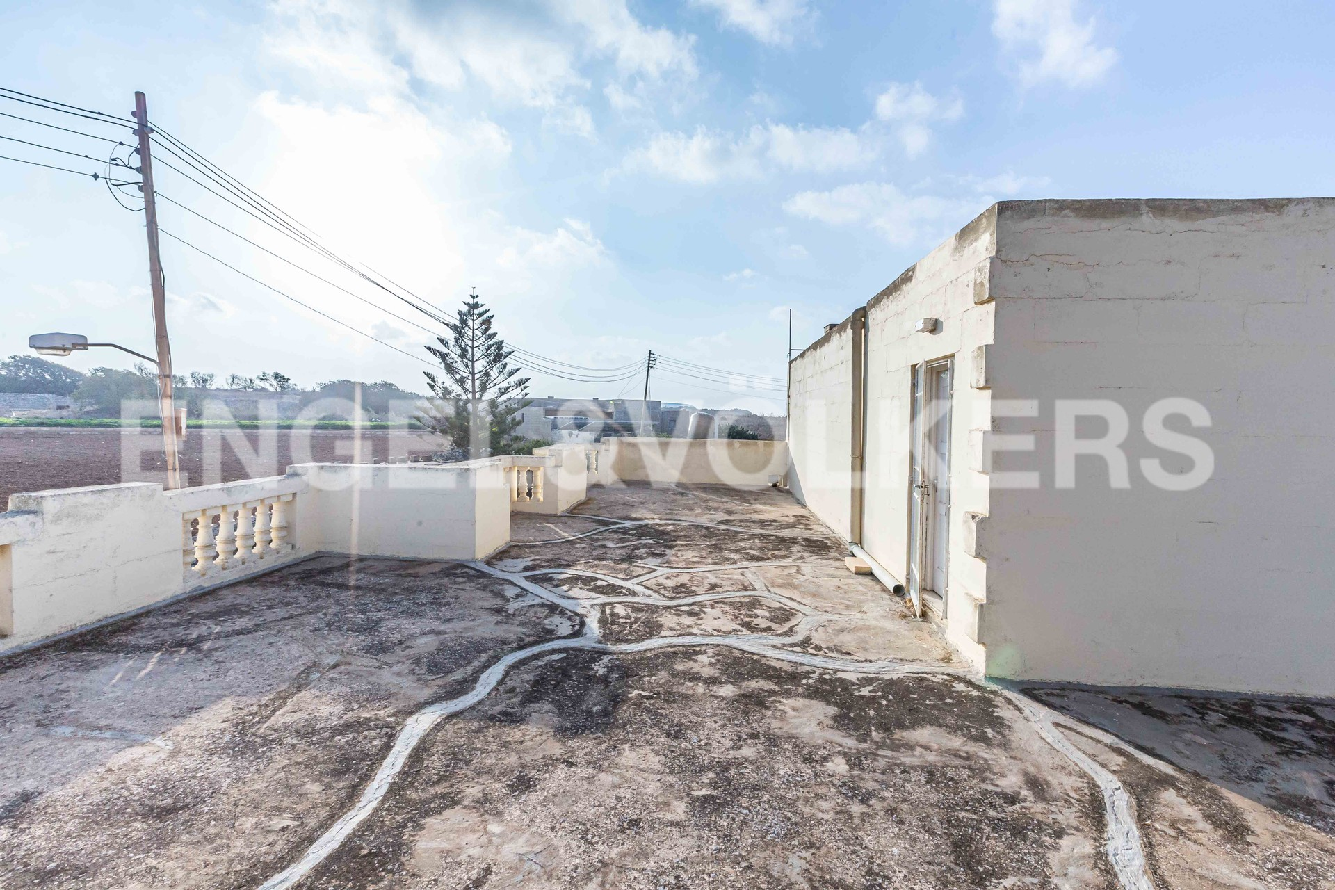 House in Mgarr - Roof