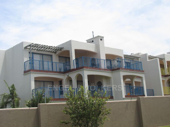 Apartment in Uvongo - 001 View of the Penthouse.JPG