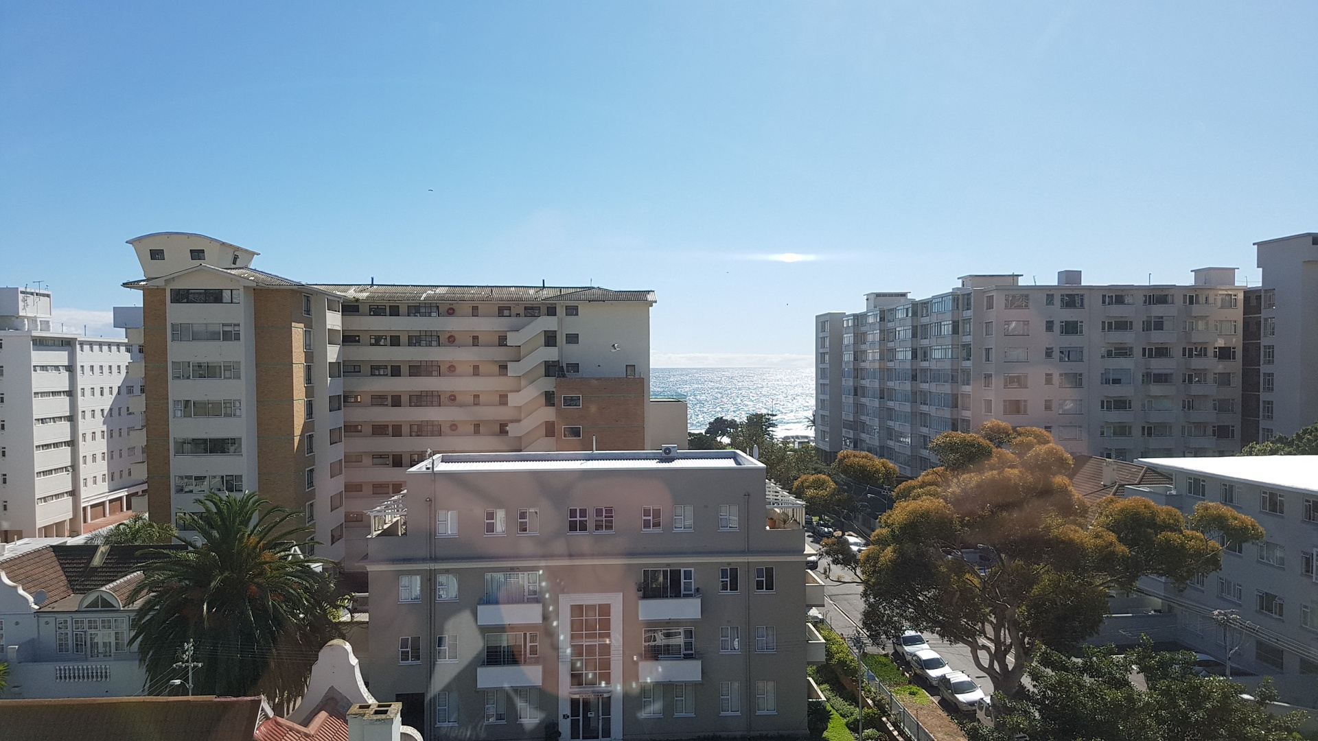 Apartment in Sea Point - Views