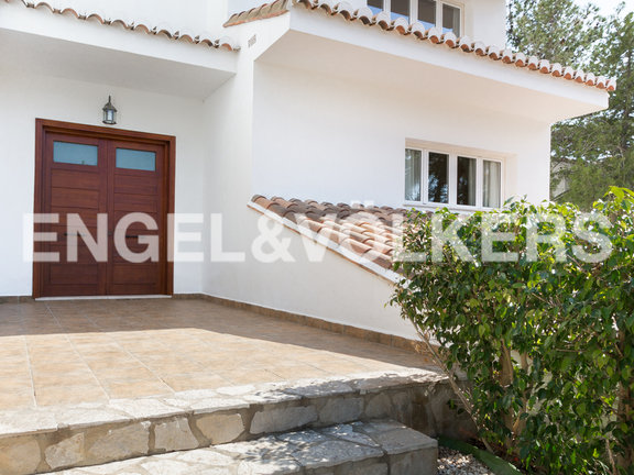 House in Cullera - Main entry