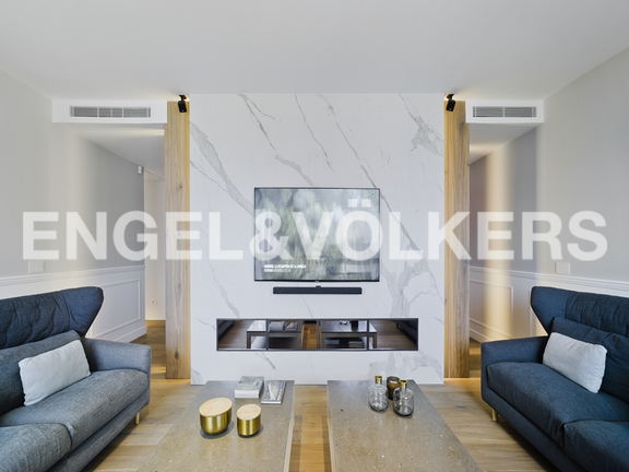 Exclusivity & Design in Poniente Beach, Benidorm. Living room