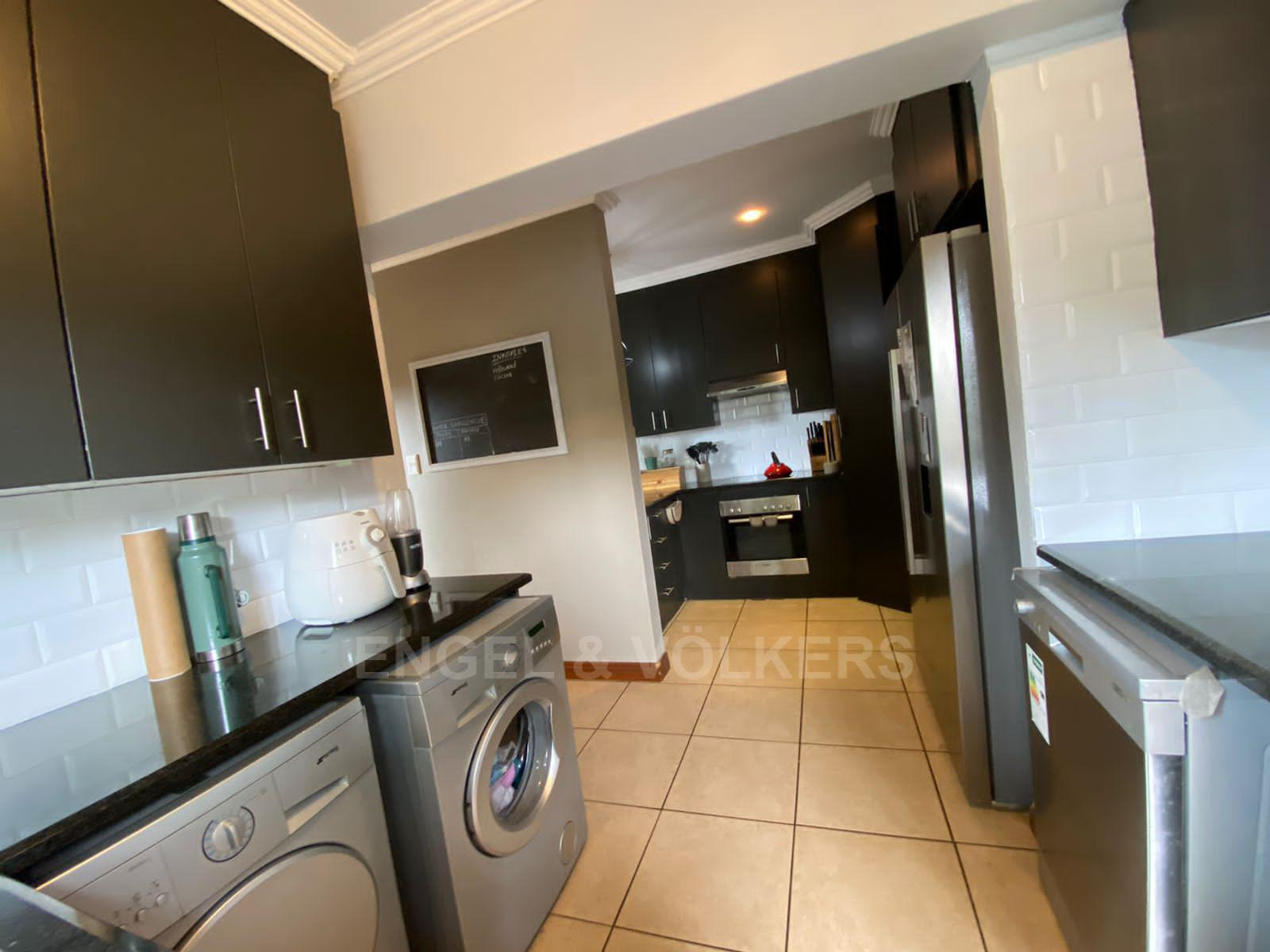 House in Melodie - Kitchen and scullery