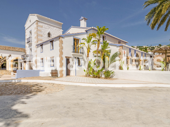 House in Moraira - Exclusive Property in Moraira, Exterior