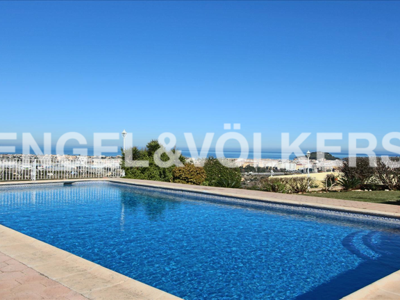House in Dénia Montgó - House with fantastic sea views in Denia.swimming pool