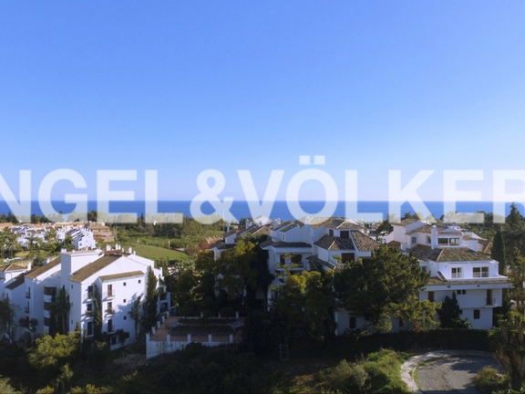 Condominium in Golden Mile - Apartment for sale in La Meridiana Suites Marbella Golden Mile