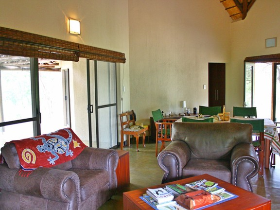 House in Moditlo Game Reserve
