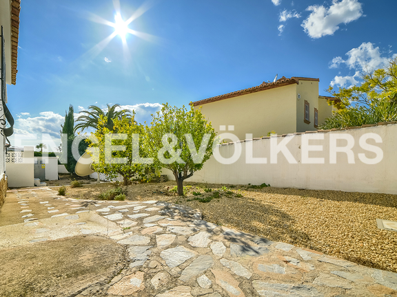 House in Calpe - Outside area
