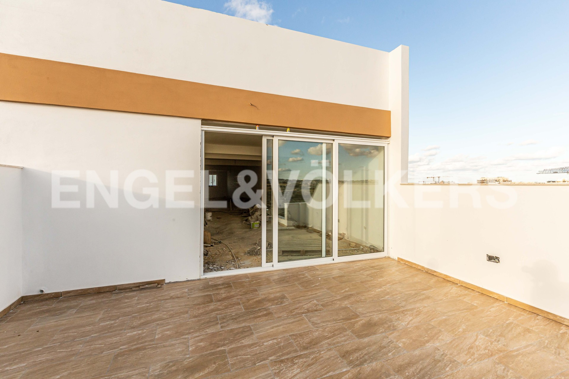 Apartment in St.Pauls Bay - Terrace