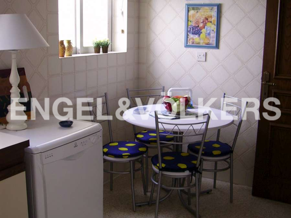 Condominium in Sliema - Apartment, Sliema, Kitchen/Dining Area