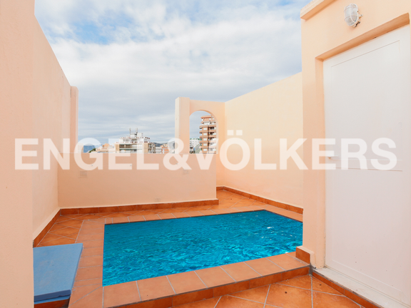 House in Cullera - Pool