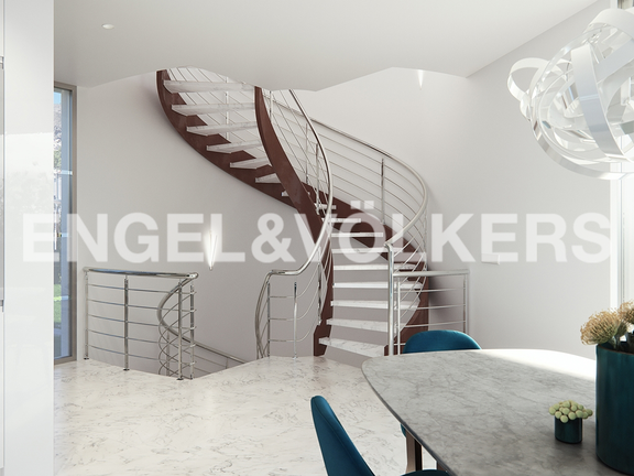 House in Finestrat - Exclusive newly built villa with luxury qualities. Stairs