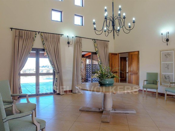 Land in Ville D' Afrique - Entrance to the clubhouse
