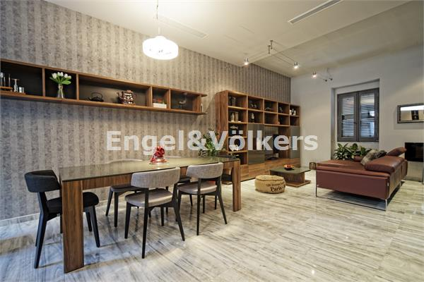 Sliema, Town House, Dining Room