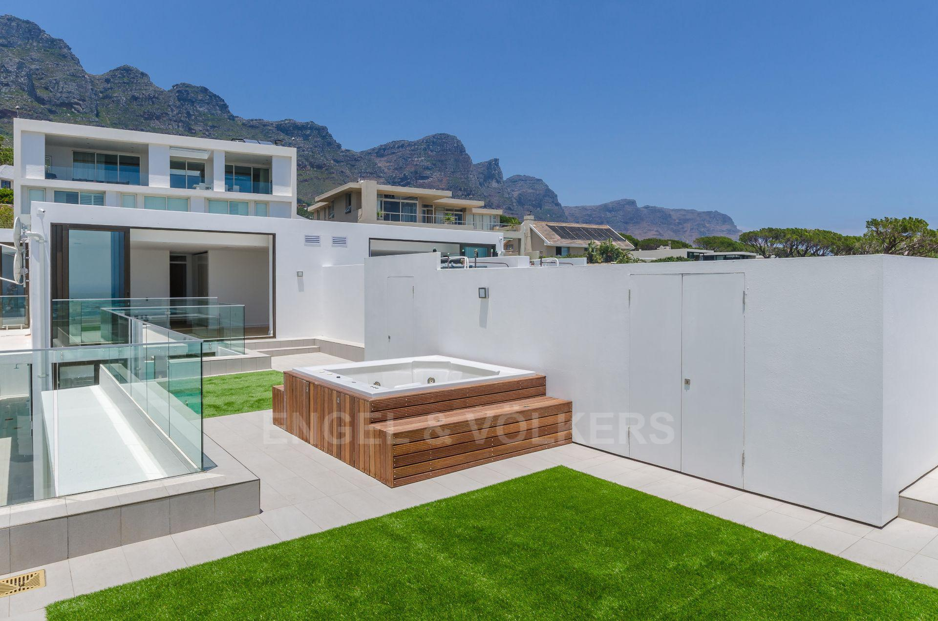 House in Camps Bay