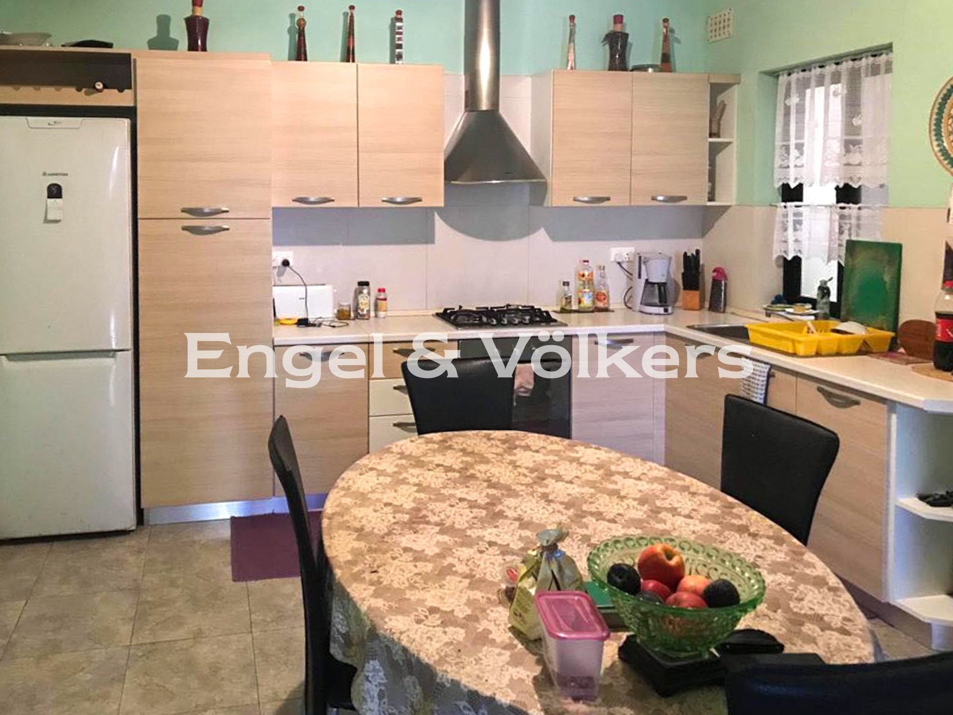 Apartment in M'Scala - South, M'Scala, Apartment, Kitchen/Dining/Living