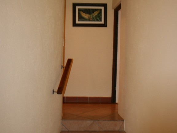 House in Kampersrus & surrounds - Stairs to bedrooms
