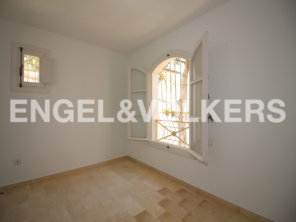 House in Finestrat - Excellent house with plot and views. Bedroom