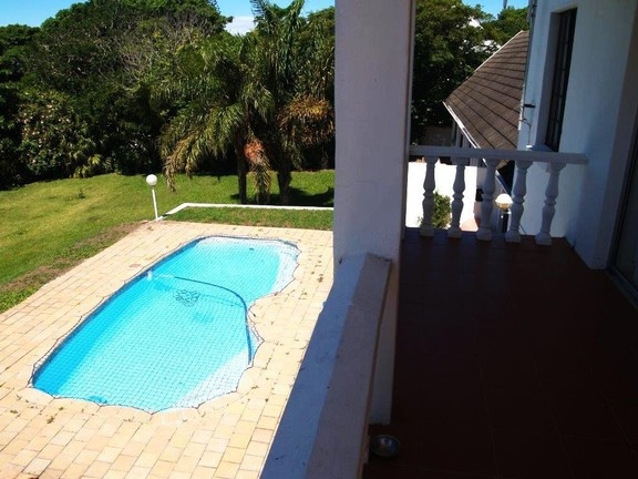 House in Village - Pool area
