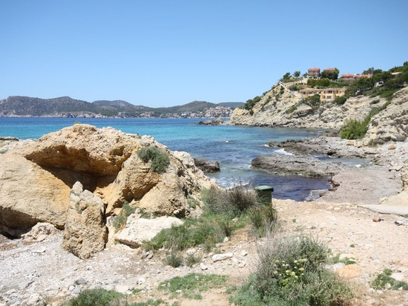 Land in Costa de la Calma - Plot with partial sea views - Costa de la Calma