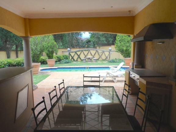 House in Waterkloof - patio
