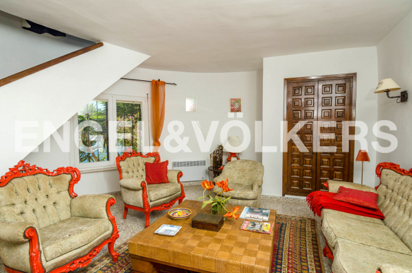 House in Calpe - Living area