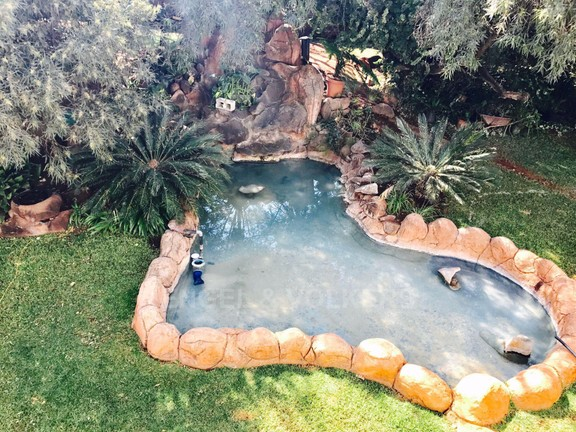 House in Melodie - view from second floor overlooking koi pond.jpg