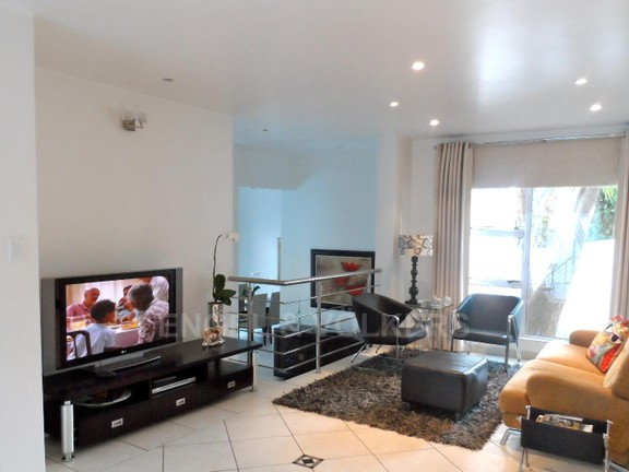 House in Waterkloof Ridge - TV room / 1 of 5 living areas