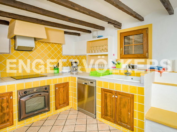 House in Moraira - Exclusive Property in Moraira, Kitchen