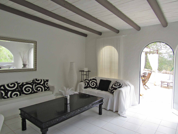 House in Sta. Eulalia - Living area
