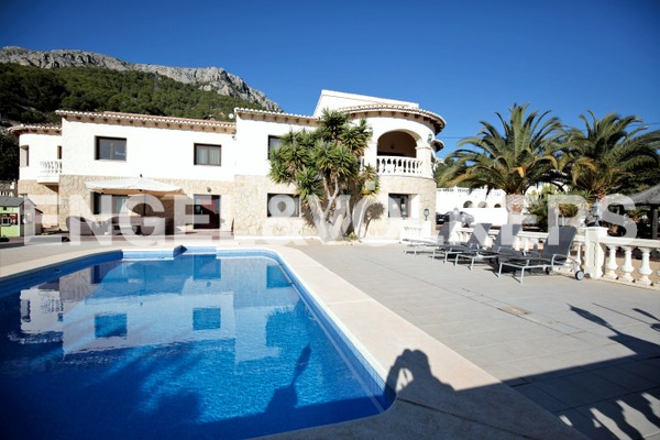 House in Calpe - Villa with pool