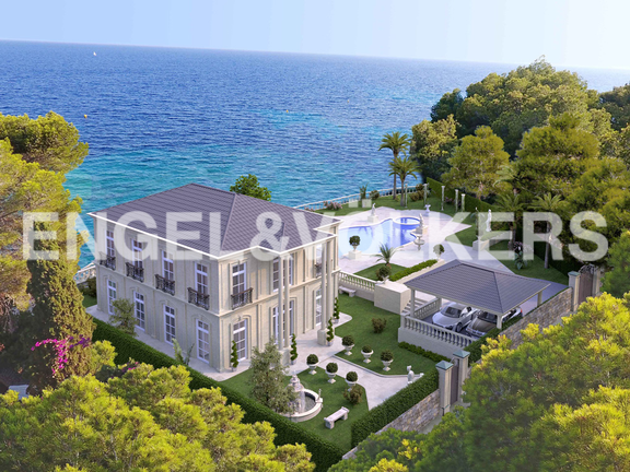 Elegant Luxury Property in Moraira, Villa