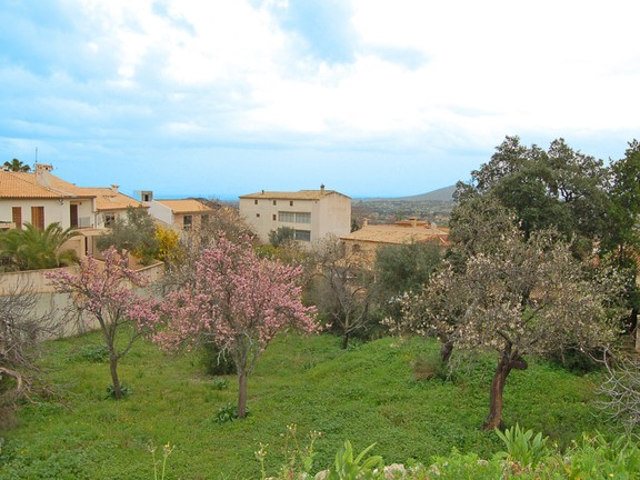 Plot with nice views in the center of Mallorca