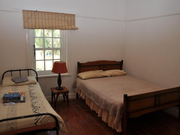 House in Nieu Bethesda - Second bedroom