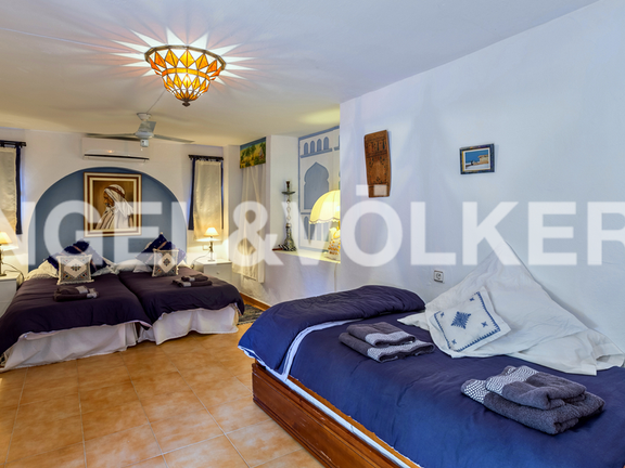 House in Marbella City - Bedroom 1