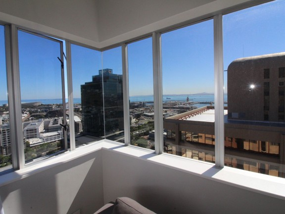 Condominium in Cape Town - View from the apartment