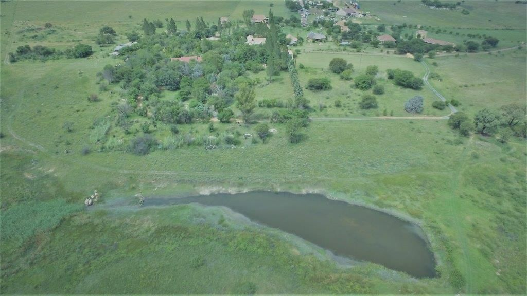 Hotel in Parys - Arial Picture of dam.jpg