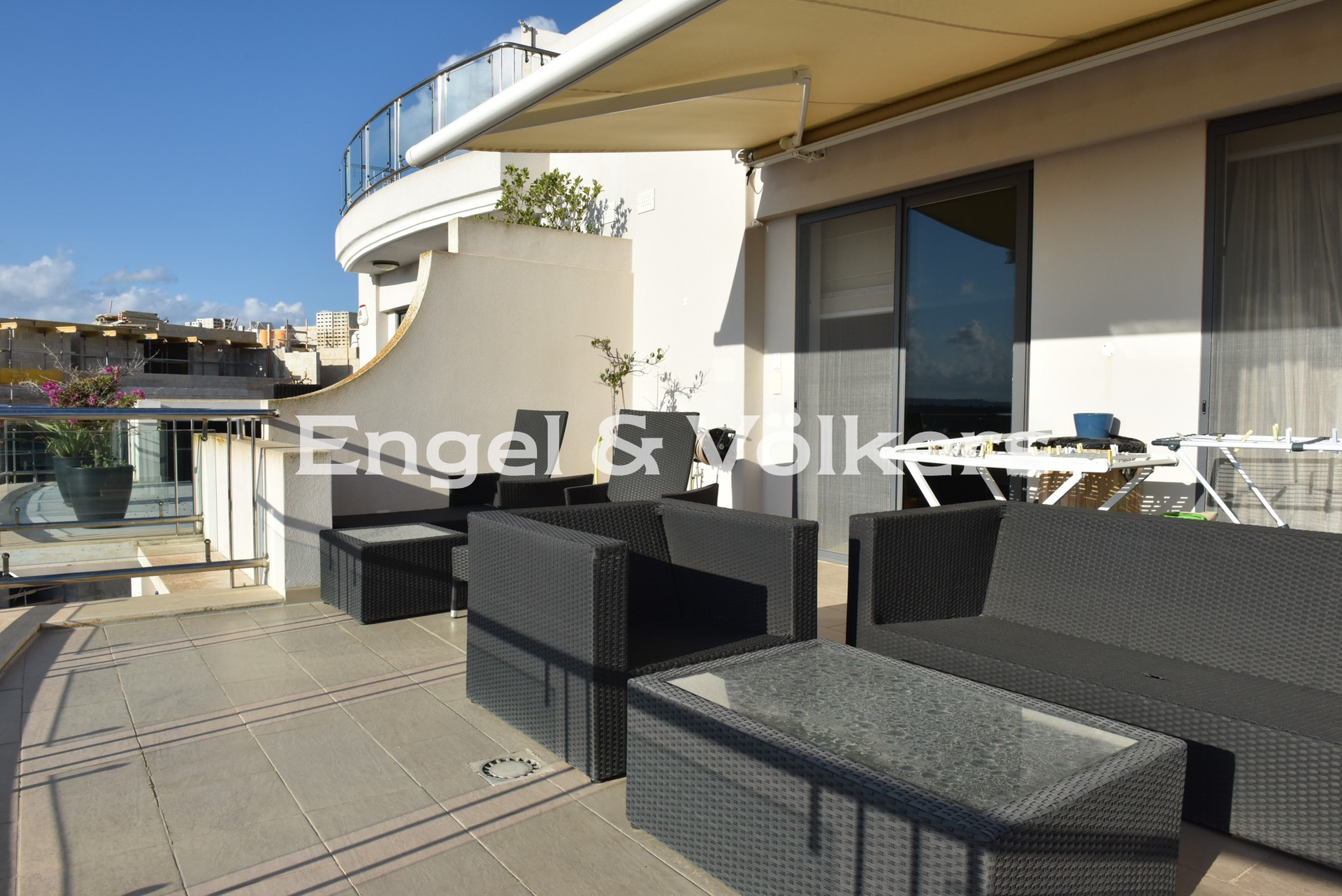 Apartment in Mellieha - Penthouse, Mellieha, Large Terrace with a Sea View